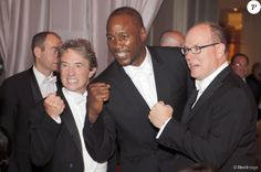 Lennox Lewis, Martin Short, Bacardi, Prince Albert, Four, Monaco, Toronto, Photos, September 9