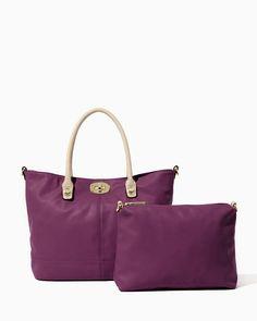 Milano Triple Bag-in-Bag Tote | UPC: 450900578855