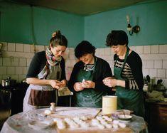 Na Kaukazie nie ma bogatego wyboru deserów, nie ma też kultury pieczenia ciast (fot. materiały prasowe)