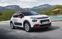 Citroën C3: 1e rij-indruk - http://www.topgear.nl/autonieuws/citroen-c3-1e-test-2016/