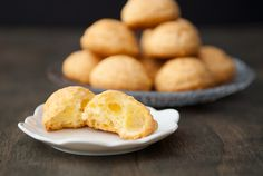 gougères recipe | use real butter