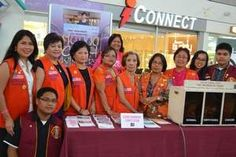 Health fair: Lions and Leos of Guam Harmony Lions Clubs International District 204 participated in a health fair sponsored by Guam Cancer Care on Oct. 14 at the Micronesia Mall. As part of their clubs' cancer awareness project the members distributed pamphlets and brochures to the public on cancer prevention, health care, cooking habits and other related materials; displayed the lung machine, loaned by the American Cancer Society, that showed a healthy lung vs. a sick lung