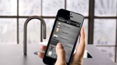 A phone-activated espresso machine. | 11 Awesome Upgrades You Need To Live A Life Of Luxury