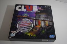 Clue - Murder Mys... just got posted! Check it out here: http://oceanside-flipping.myshopify.com/products/clue-murder-mystery-game?utm_campaign=social_autopilot&utm_source=pin&utm_medium=pin  #Oceanside #OceansideCA #SanDiego #4Sale #Buy #Trade #Sell