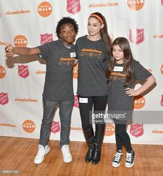 Nickelodeon HALO Presents The Salvation Army's Feast Of Sharing Holiday Dinner