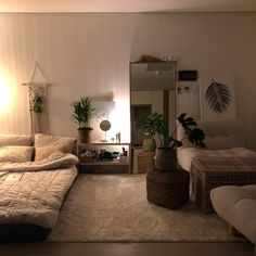 145 awesome small apartment bedroom design and decor ideas 15 Room Ideas Bedroom, Small Room Bedroom, Home Bedroom, Bedroom Decor, Ikea Bedroom, Bedroom Furniture, Small Apartment Bedrooms, Small Apartment Decorating, Cozy Apartment