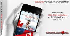 Besoin de déverrouiller votre cellulaire? www.MobileInCanada.com est la plus grande entreprise de déblocage mobile au Canada. Depuis 2005, 3.5 millions de téléphones mobiles ont été déverrouillés partout à travers le pays. Sécuritaire/Efficace/Abordable/Rapide/Pour la vie. Pour obtenir votre carte Sim gratuite, rendez-vous sur www.Distribu-Sim.ca ____  #Canada #deverrouillage #deblocage #cellulaire #telephone #Mobile #Securitaire #Fiable #abordable #Rapide #Gratuit #Sim Free Sims, Mobiles, Canada, Coding, Mobile Phones, Country, Life, Business, Text Posts