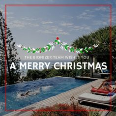 We at Bionizer would like to wish all our valued customers a relaxed and joyous time over the Christmas break. Merry Christmas to you all! - The Bionizer Team