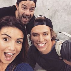 Ada, Charlie, & Matt ♡