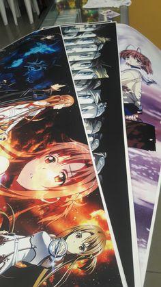 Posters largos en  Shinsei Store, anime Store en Cali, Colombia