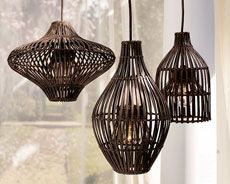 Asian Fish Trap Lantern