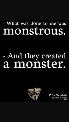 V For Vendetta Quotes Mesmerizing V For Vendetta Quote  Nerdtastic Quotes  Pinterest  Vendetta