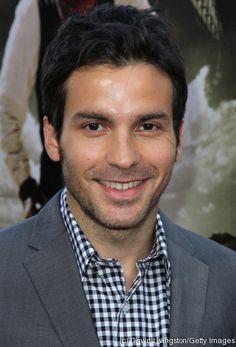 Santiago Cabrera - Lancelot from Merlin.