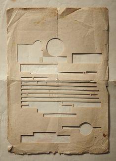 Ania Wawrzkowicz's series of 'ambiguous documents' - www.aniawawrzkowicz.com