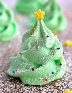 Christmas Meringue: crack for Christmas meringues   -  Holiday ideas #biscuitsdenoël #biscuitsdenoëlsansgluten #biscuitsdenoëlaméricain