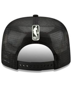 best website 53266 c5ff7 New Era Orlando Magic Dub Fresh Trucker 9FIFTY Snapback Cap - Black  Adjustable