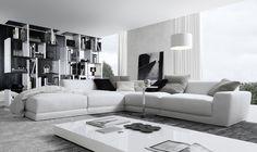 Italian Contemporary Sofa
