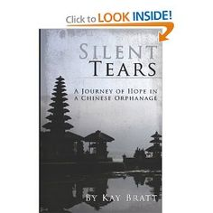 This book is about a family from US that moved to China and their struggle to fit in. Its read like a journal and the main story is about her job volunteering for a orphanage where the conditions are heartbreaking. Its very good and touching!