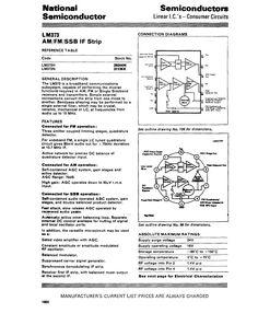 LM373 pdf