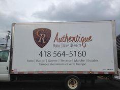 Merci à l'équipe de Lettrage N.V. pour le lettrage de nos camions! Je crois que nous pouvons dire qu'ils ont fait un bon boulot!