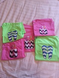 Personalize Dental Tshirts by BoutiqueMimis on Etsy
