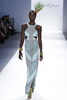 Mara Hoffman RTW Spring 2013 - Runway, Fashion Week, Reviews and Slideshows - WWD.com