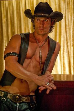 Matthew McConaughey - to be avoided.  Like the plague.  Ooh!  Speaking of the plague...