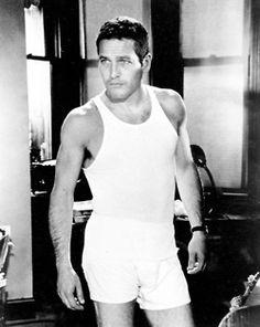 Paul Newman...a man's man