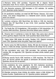 http://paraisodosprofessores.blogspot.com.br/2013/03/problemas-com-adicao-e-subtracao.html