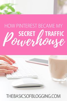 Pinterest became my blog's secret traffic weapon. It can be yours, too. Here's how! #pinterestmarketing #tailwid