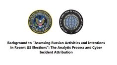 ARCHIVE - IISCA: USA ODNI Report: Russian Intelligence Hack Report
