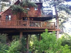 Rocky Mountain Treehouse, Glenwood Springs, CO. - Amazing place to stay!