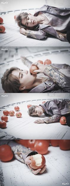 Wings | Jimin I finally understand the purpose of the apples!