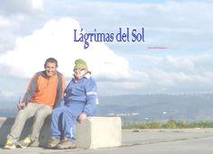 Portada del libro de poemas Lágrimas del sol Comprar en Amazon en www.brisainfinita.com