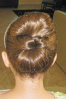 Chopsticks Hairstyle Princess Piggies Hair Styles