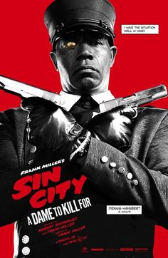 Robert Rodriguez & Frank Miller Already Considering 'Sin City Watch The Red-Band Comic Con Spot Sin City 2, Sin City Movie, New Movie Posters, Original Movie Posters, New Poster, Film Posters, Rodrigo Santoro, Gabriel Macht, Gerard Butler