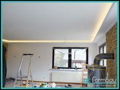 Indirekte Beleuchtung (Deckenausleuchtung) Im Formteile Shop 2m Erhältlich.