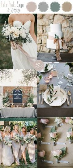 bff1151bfba6 10 Stunning Neutral Flower Bouquets inspired Wedding Color Palette Ideas