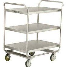 Model 211 has 3 shelves with U-frame handles and swivel wheels which allows for easy maneuverability. All welded stainless steel construction allows for increased durability and easy sanitation. Stainless Steel Countertops, Mobile Storage, Cabinets For Sale, Kitchen Cart, The Ordinary, Laundry, Wheels, Construction, Shelves