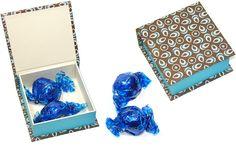 Artes Manuais com Kika Florence: Tutorial caixa pequena em cartonagem