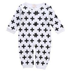 808cbf222aad Cross Cross Baby Romper Baby Jumpsuit