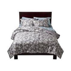 Target Home floral comforter
