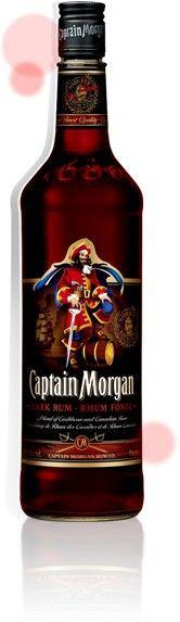 """Ron Captain Morgan Black por sólo 11,00 € en nuestra tienda En Copa de Balón:    https://www.encopadebalon.com/es/ron/608-ron-captain-morgan-black    Ron Captain Morgan Black es una mezcla de rones de vasija y de barrica de Jamaica, Guyana y Barbados.  El eslogan de Captain Morgan Black es """"¿Hay un pequeño capitán en ti?"""" ya que el ron es una bebida ligada al mar, a los barcos y a las leyendas de piratas y marineros."""