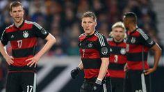 Germany v Chile