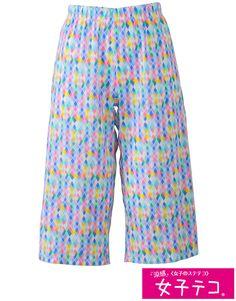 wacoal jyoshiteko (womens-co) shorts ワコール 女子テコ ボトム(ひざ下丈) PPL525