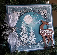 Peace on Earth - Christmas 2011 by Doodledop - Cards and Paper Crafts at Splitcoaststampers