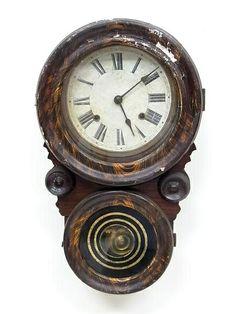 Wall Clock b Watch Antique