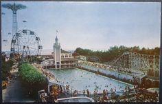 Pool at Coney Island.
