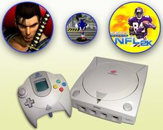 BEST – DREAMCAST (1999) – Still one of the most revered consoles ever, Sega's last console came out swinging with a plethora of great titles...