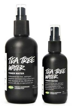 Tea Tree Water Toner for Oily Skin: 16 beauty products that just make spring better